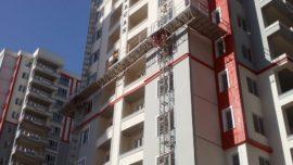 Yüksek Bina Hareketli Platform